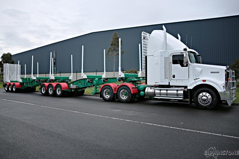 Elphinstone Australia Flat Tow Trailers