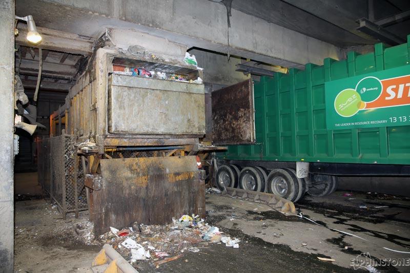 Elphinstone Australia Waste Transfer Stations
