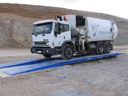 Elphinstone 8m Transportable Weighbridges