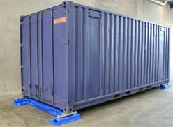 Elphinstone ISO Container Weighing Frames